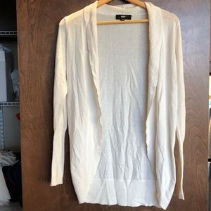 Cream cardigan size M